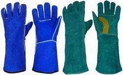 BEST WELDING GLOVES LEATHER WELDING GLOVES