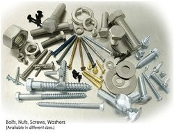 Fasteners (Bolts, Nuts, Screws, Nails, etc.)