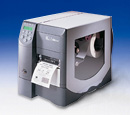 Zebra Z4M Plus Barcode Printer