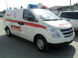 AMBULANCE MANUFACTURERS & SUPPLIERS