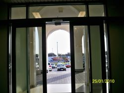 Low Cost Automatic Doors