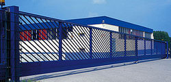 Steel Swing Sliding K9, RC4 Gates Fabricators, Suppliers, Co ...