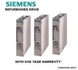 SIEMENS REFURBISHED DRIVES