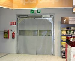 FLAP DOOR (Flexible Swing Door) SUPPLIERS IN UAE