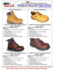 Ultimate Executive Safety Boots (Allen Cooper)