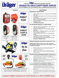 DRAGER Safety Products