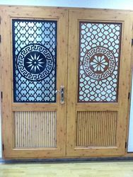 Main Entrance Doors