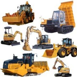 Construction Heavy Equipment On Rental Basis