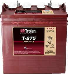 Trojan Battery Supplier