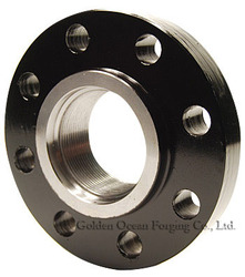 Steel Threaded Flange Suppliers