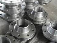 Weld Neck Flanges Stockist