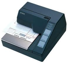 Cheque and Receipt Printers Epson TM-U295