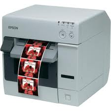 Epson Inkjet Colour Label Printer TM-C3400