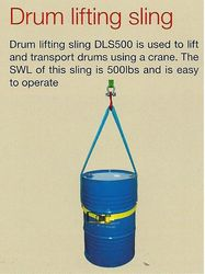 DRUM LIFTING SLING ALLSAFE BRAND