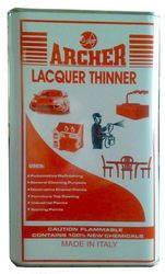 LACQUER THINNER - THINNER PRODUCTS