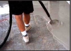 FLOOR SCREEDING EQUIPMENT