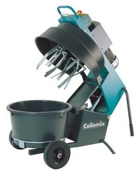 Collomatic XM 2 - 650 forced action bucket mixer
