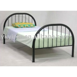 SINGLE STEEL BED for staff 044534894