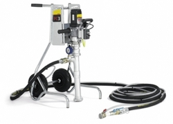Wagner PC 3 Plaster Sprayer & Stand Mixer Machine