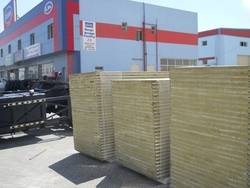 Sandwich Panel PUF Corrugated-Wall-Roof Supplier