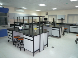 Laboratory Furniture Abu Dhabi