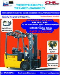 Anhui Heli CHL Electric Forklift