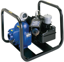 GORMAN-RUPP SHIELD-A-SPARK PUMP'S