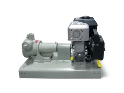CORKEN PUMP WITH ENGINE