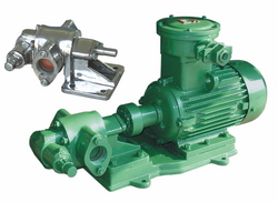 KCB EXTERNAL GEAR PUMP