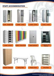 LOCKER FOR CAMP SHOE RACK STEEL CUPBOARD 044534894