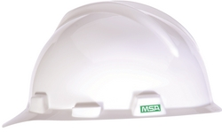 MSA V-GARD® Hard Hat (White)