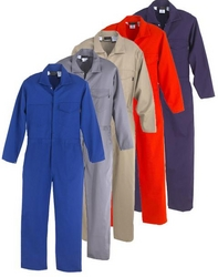 SAFETY COVERALLS 	PENGUIN SAFETY (210 GSM)