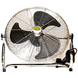 FLOOR FAN 18INCH 450MM WITH SPEED REGULATOR