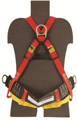 SAFETY HARNESS WITH 3 D-RING SELLSTROM RTC, USA