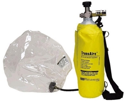 TransAire 5 and TransAire 10 Escape Respirator