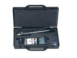 DIGITAL ANEMOMETER  WITH RS-232 AND THERMOMETER
