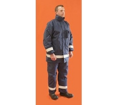 JACKET & TROUSERS (For Fireman) PG PRODUCTS, UK