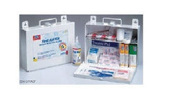 FIRST AID KIT FOR 25 PERSONS 106 PIECE BULK KIT
