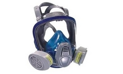 FULL FACE MASK RESPIRATOR   MSA, USA