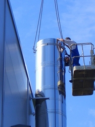 STAINLESS STEEL SMOKE EXTRACT SYSTEMS