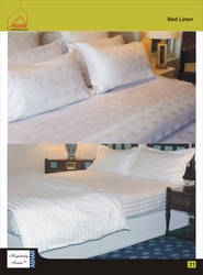 Bed Sheet, Fitted Sheet, Pillow and Duvet Cover
