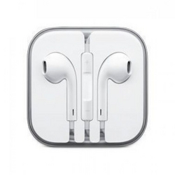 Apple iphone 5, 5S, 6 and 6 Plus earphone headset