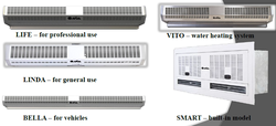 AIR CURTAINS suppliers in UAE