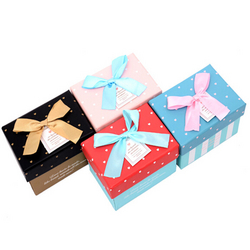 Custom Gift Packaging Box Corrugated Cake Packing