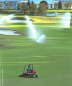 Turf Care Machinery Suppliers