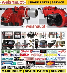 Weishaupt Boiler Burner Heater Machine Spare parts Dealer Ma ...