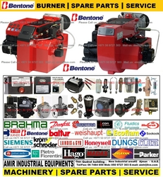 Benton Burner Gas Burner Oil Burner Boiler Burner Heater spa ...