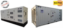 GENERATORS & ALTERNATORS MFRS & SUPPLIERS