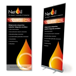 rollup banner roll up stands