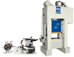 SEW-PSH Series High Speed Power Press